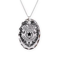 US Navy Badge Necklace