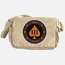 Three Percent Spade Messenger Bag