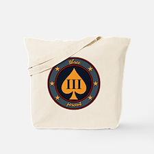 Three Percent Spade Tote Bag