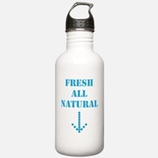 Fresh All Natural Water Bottle