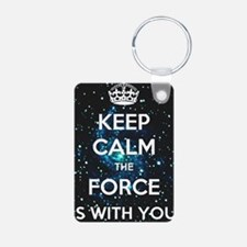 The Force is with you Keychains