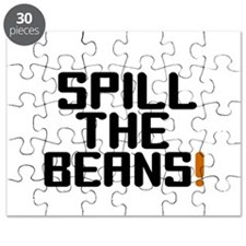 SPILL THE BEANS Puzzle