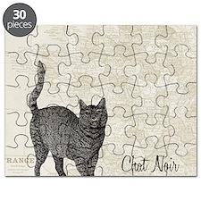 md chat noir cat map Puzzle
