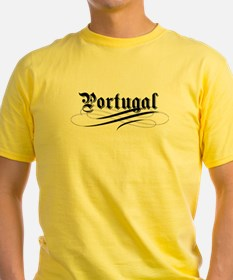 Portugal Gothic T