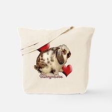Rabbit Love Tote Bag