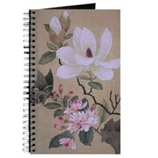 Magnolia and Erect Rock Journal