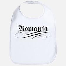 Romania Gothic Bib