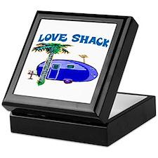 LOVE SHACK Keepsake Box