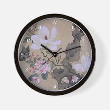 lap_h_wooden  Wall Clock