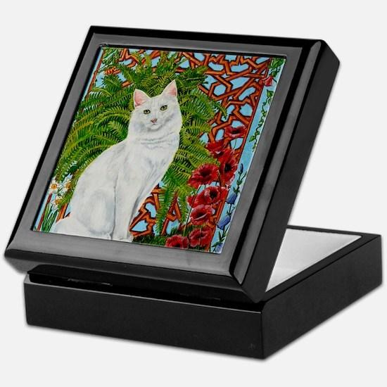 Snowis Garden Keepsake Box