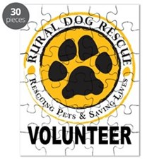 Volunteer Logo Puzzle
