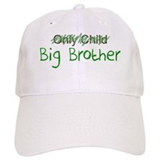 Not an Only Child Big Brother Baseball Cap