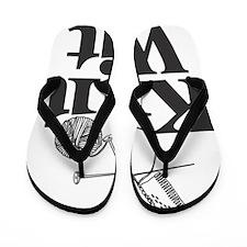 Knit Wit Flip Flops