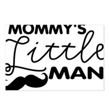 Mommys Little Man Postcards (Package of 8)