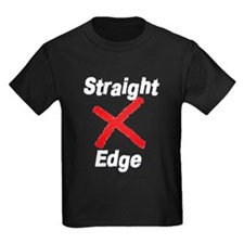 """Straight Edge"" T"