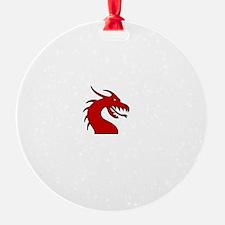 Tickle The Dragon Ornament