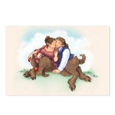Satyrs and Apples - Postcards (Package of 8)