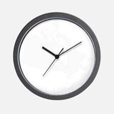 Strong and Free Wall Clock