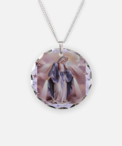 Ave Maria Necklace