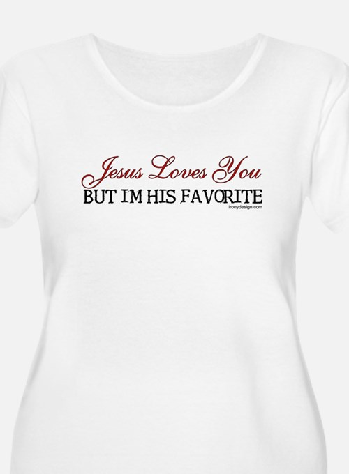 Jesus Loves You... T-Shirt