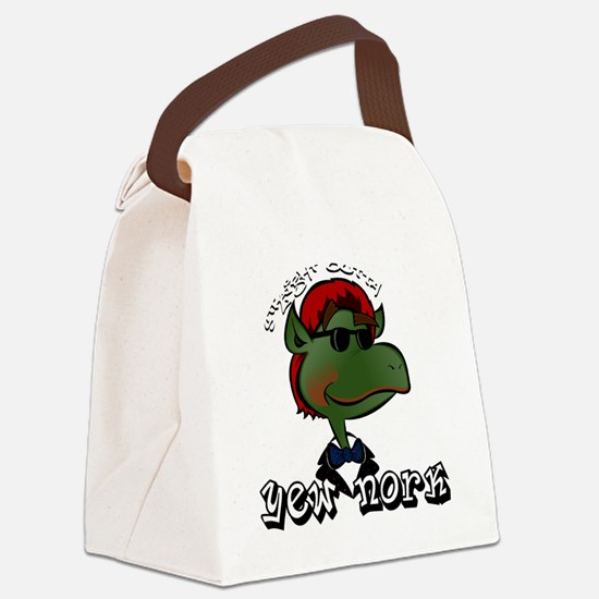 Straight Outta Yew Nork Shades Canvas Lunch Bag