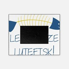 Legalize Lutefisk Fish Picture Frame