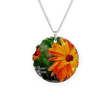 Flower of Creativity Necklace