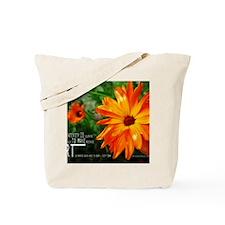 Flower of Creativity Tote Bag