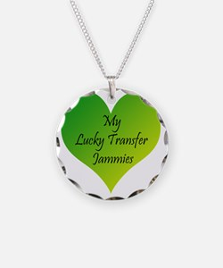 Lucky Transfer Jammies Surro Necklace