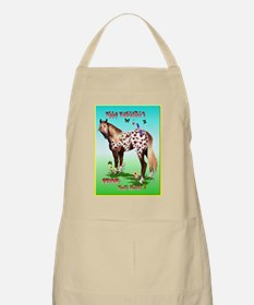 Greeting Card Appy Valentines Apron