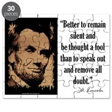 Remain Silent Puzzle
