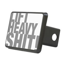 Lift Heavy Shit Hitch Cover