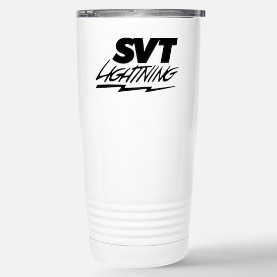 blksvtlightningtrans Stainless Steel Travel Mug