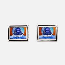 Buddha Blues Cufflinks