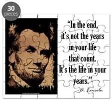Life in Your Years Puzzle
