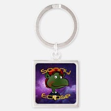 The Sonny Side of Entertainment Square Keychain