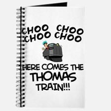Thomas Train Journal