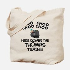 Thomas Train Tote Bag