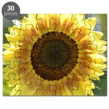 Yellow Sunflower Puzzle