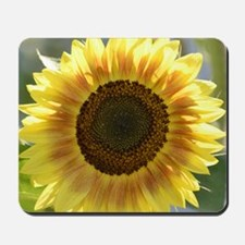 Yellow Sunflower Mousepad