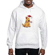 Wheaten Holiday Joy Hoodie
