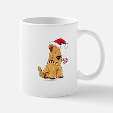 Wheaten Holiday Joy Mug