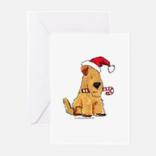 Wheaten Holiday Joy Greeting Cards (Pk of 20)