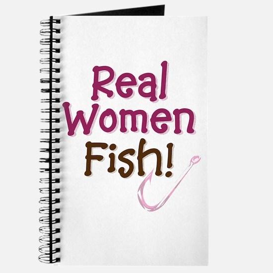Real Women Fish Journal