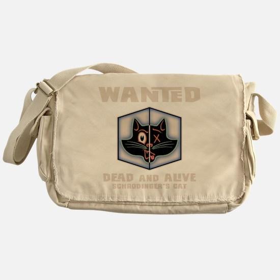 schrodingers-cat-DKT Messenger Bag