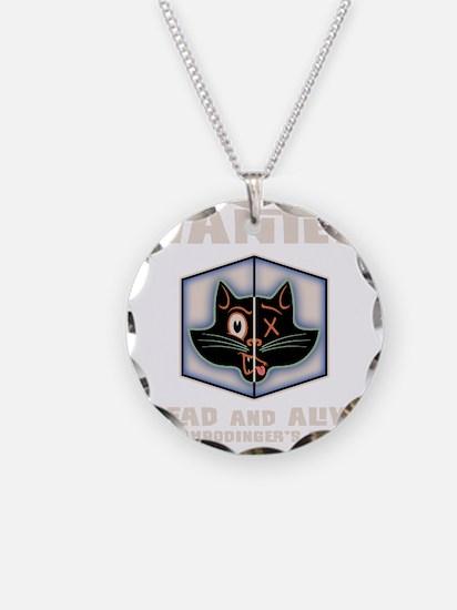 schrodingers-cat-DKT Necklace Circle Charm