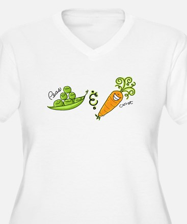 Peas and Carrot T-Shirt