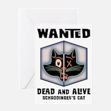 schrodingers-cat-LTT Greeting Card