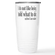 nakedrectangle Thermos Mug