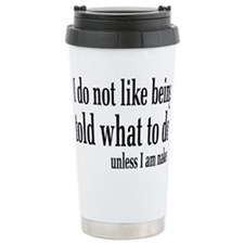 nakedrectangle Travel Mug